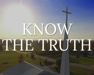 Youth Sunday – Know the Truth