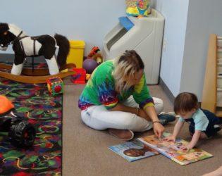Growing through Serving: Nursery Volunteers