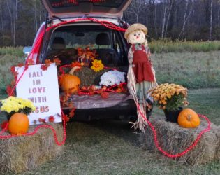 Kids' Fall Festival & Trunk or Treat