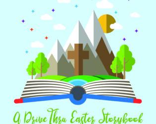 Kids' Drive-Thru Easter Storybook