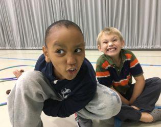 Kids' Church Classroom Changes