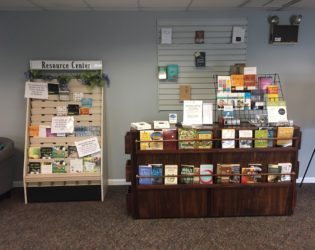 New at the Resource Center