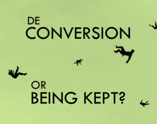 De-Conversion or Being Kept?