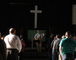 Fellowship Church Marks 1 Year of an Amazing Event!